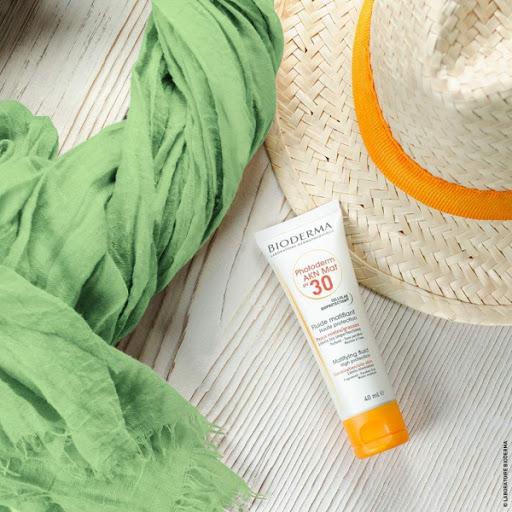 ضد آفتاب آکنه مت بایودرما